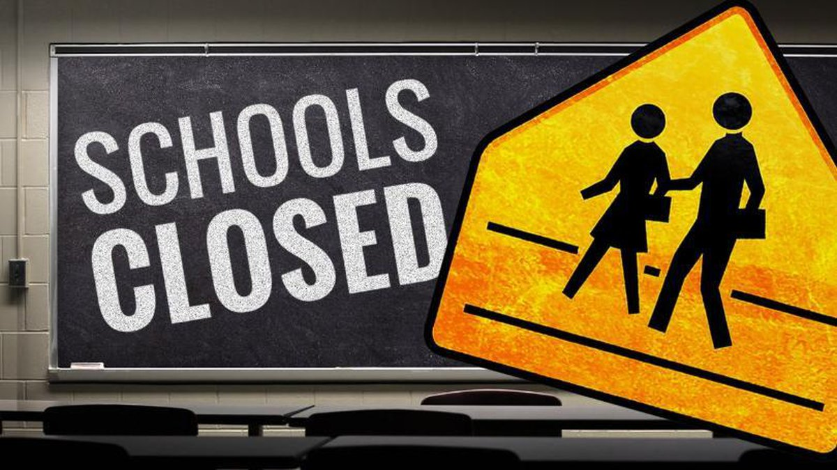 Schools in Kansas are closed for the year.