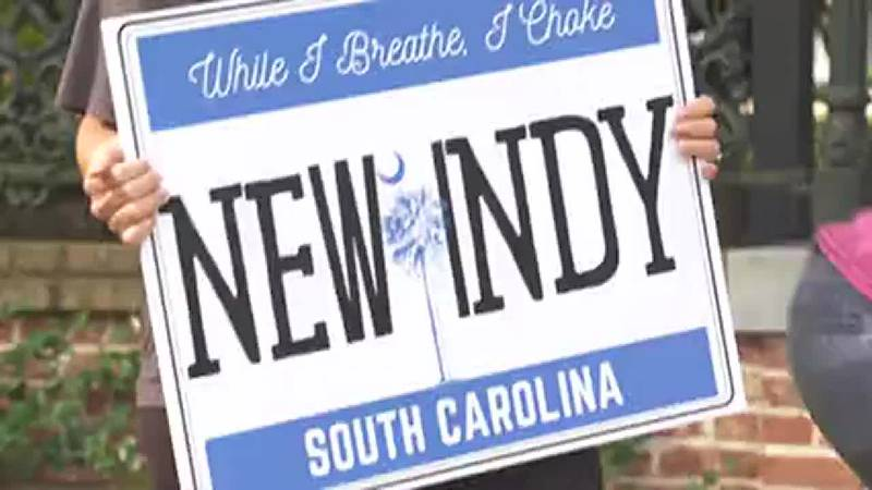 New Indy protest held at Gov. McMaster's home