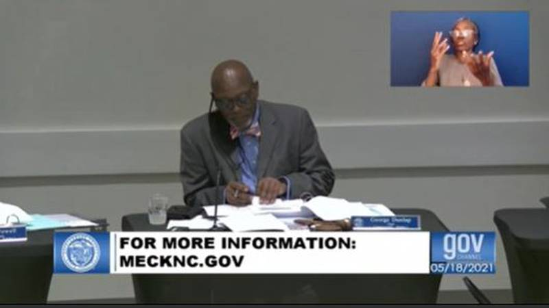 Budget feud between Mecklenburg County, CMS turns after commissioner blasts district