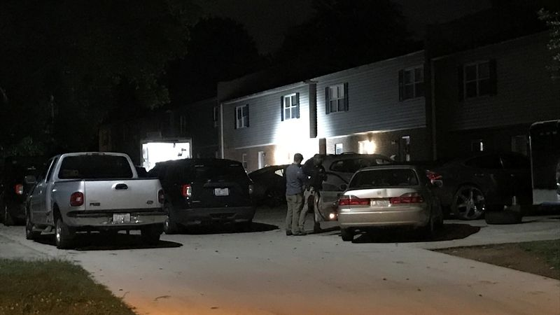 Salisbury Police were on scene of a deadly shooting early Sunday morning on South Jackson Street.