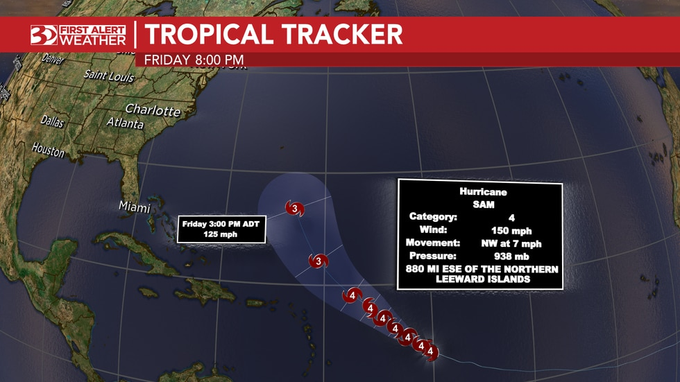 Tropical Tracker 9/26/21