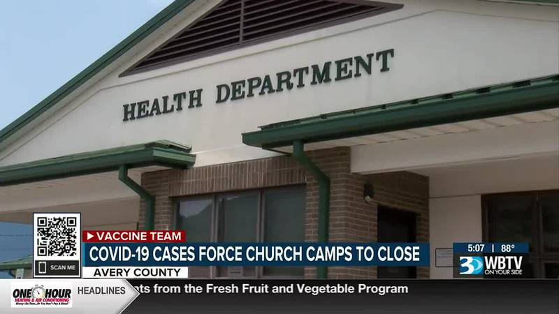 Two church camps, public elementary summer school closed due to COVID-19 in Avery County