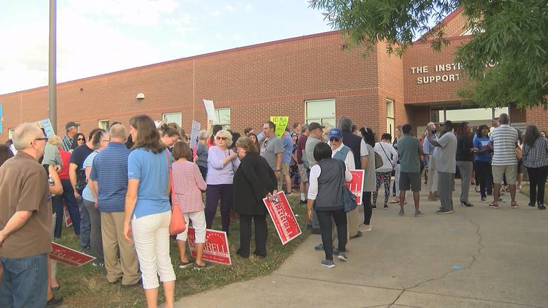 Dozens of Union County parents discuss future of schools, masks and diversity education