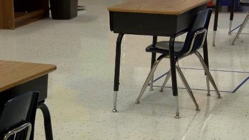 Charlotte-Mecklenburg Schools brought back another wave of students into the classroom Monday...