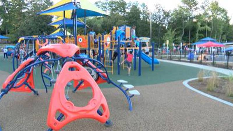 Miracle Park in Rock Hill