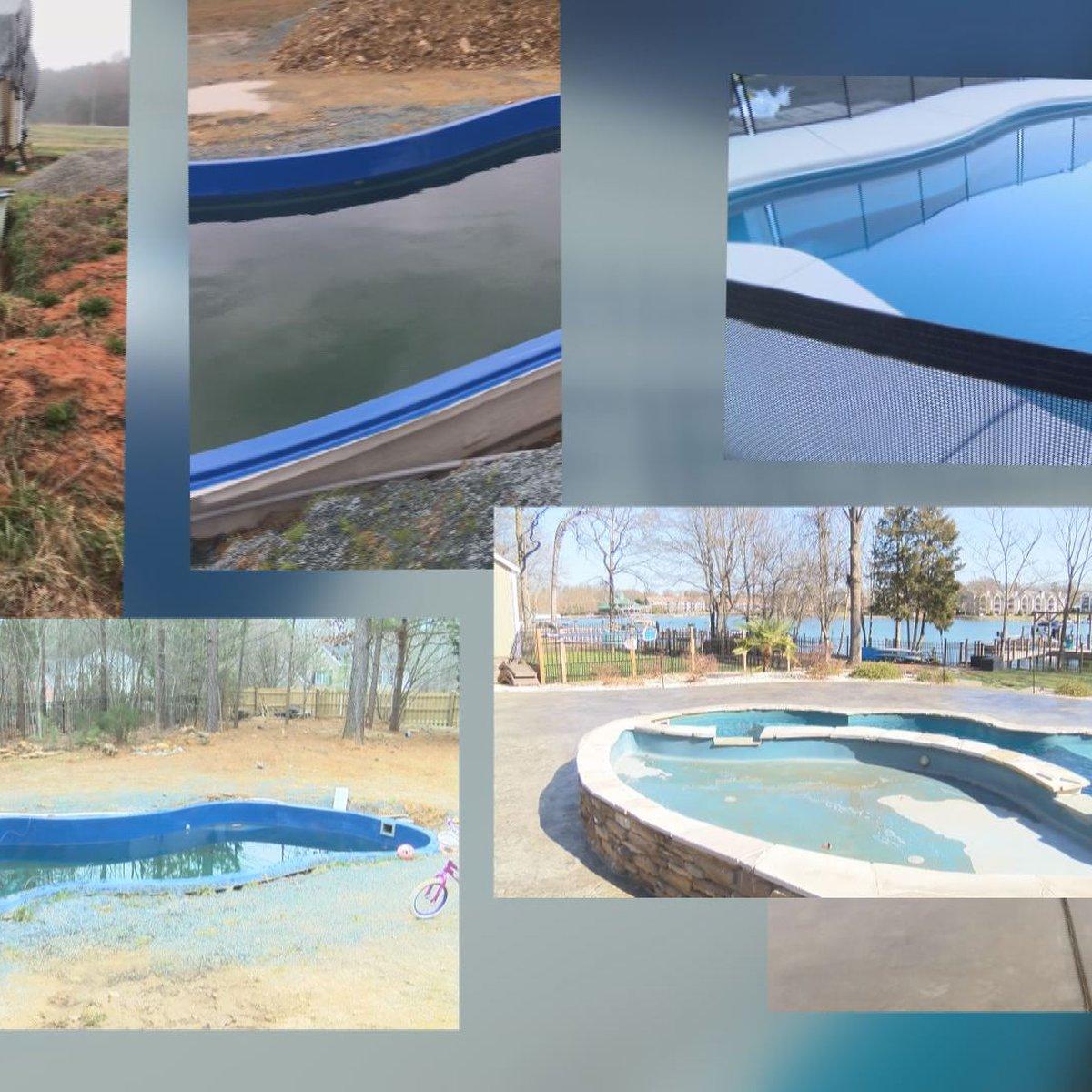 Matthews Pool Company Being Investigated After Dozens Of Customers Complain Modern backyard matthews nc