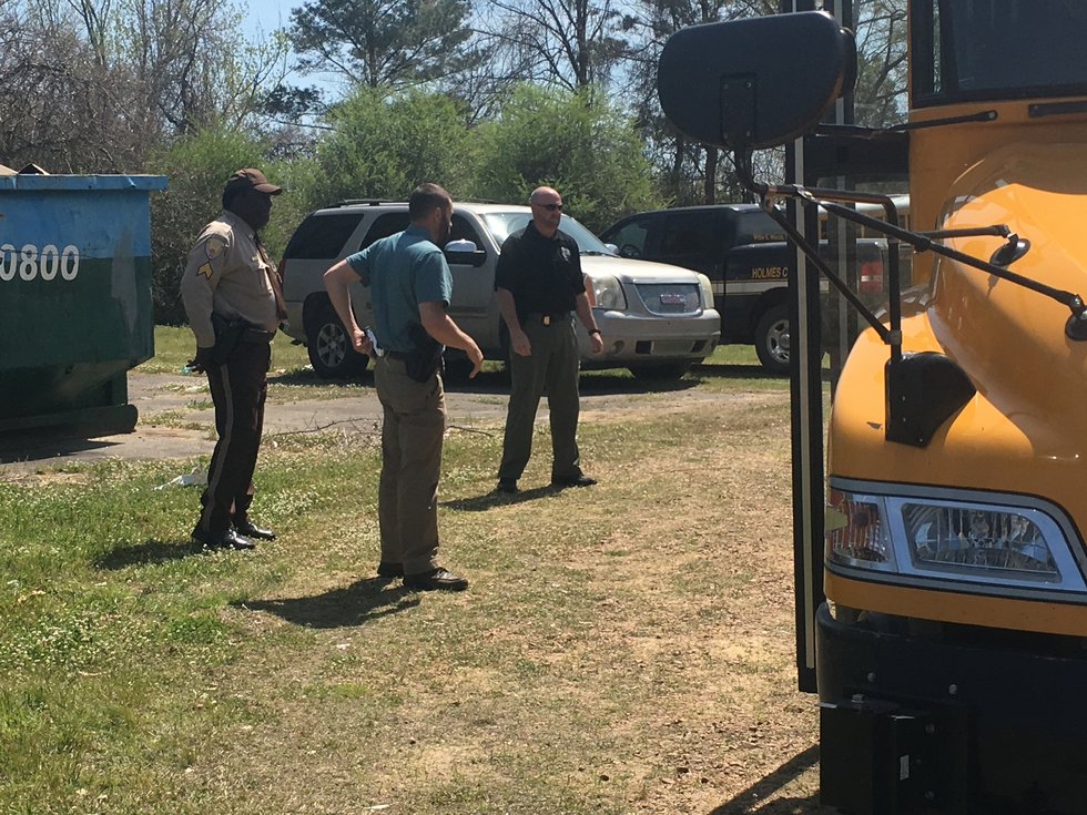 MBI assists the Holmes Co. Sheriff's Department in the investigation they describe as a drive...