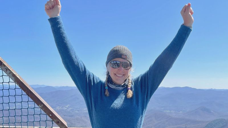 Retired CMPD captain hiking Appalachian Trail, raising money for several charities