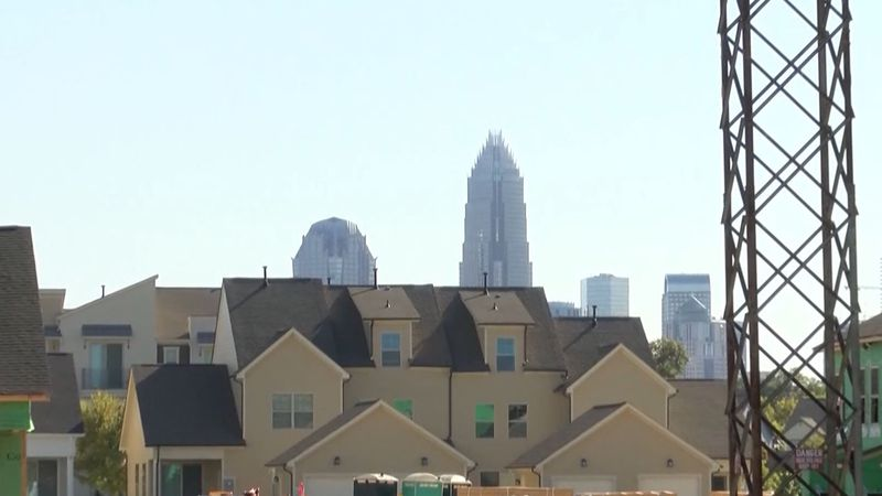 A new draft of Charlotte's 2040 plan was released Thursday.