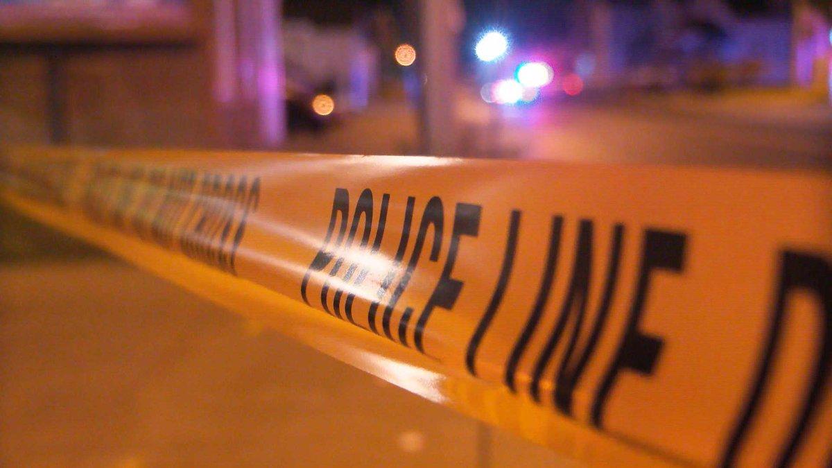 Generic shot of crime scene tape.