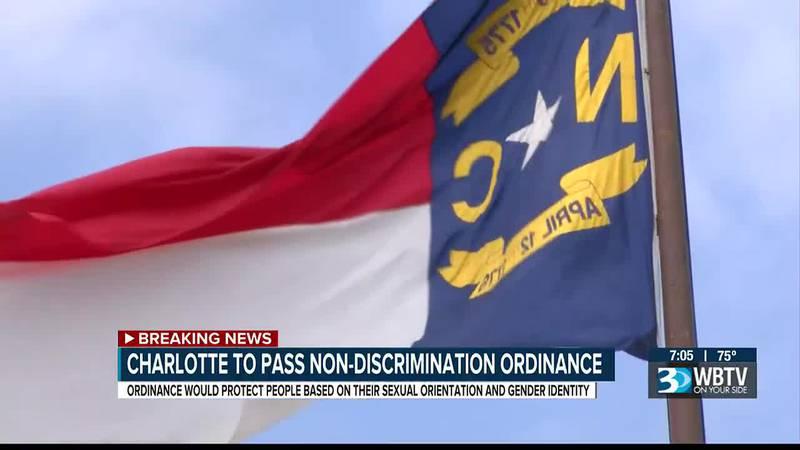Charlotte to pass non-discrimination ordinance