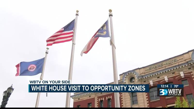 White House visit to opportunity zones