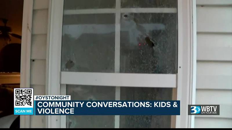 Community Conversation: Young children increasingly in crosshairs of violence in Charlotte area