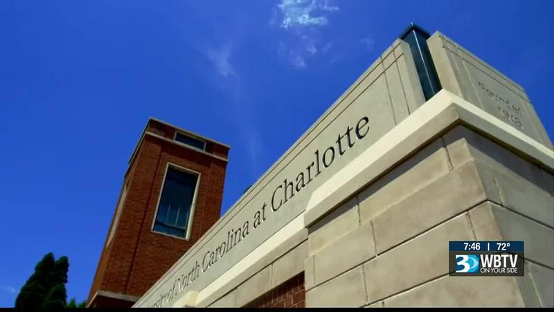 UNC Charlotte celebrates 75 year anniversary