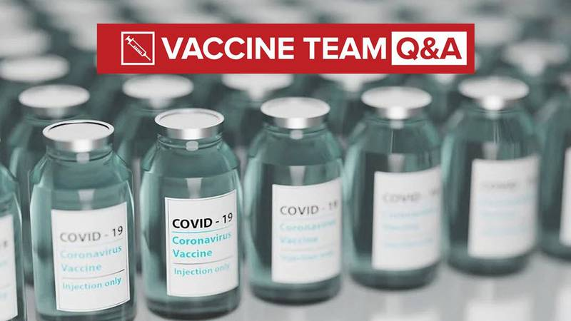 VACCINE TEAM: If you contract COVID after your first vaccine, do you have to start over?