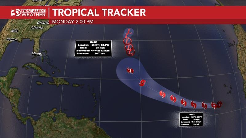 Tropical tracker