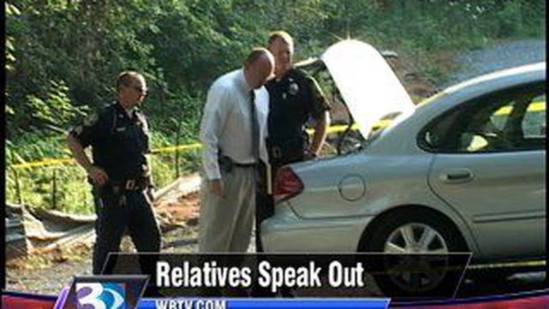 Son of Man Found Dead in Trunk Speaks Out