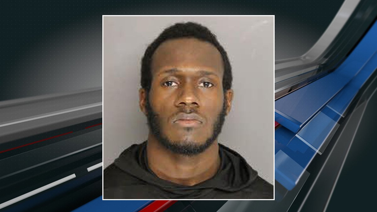 Tyell Grant was charged with two counts of attempted murder and possession of a weapon during a...