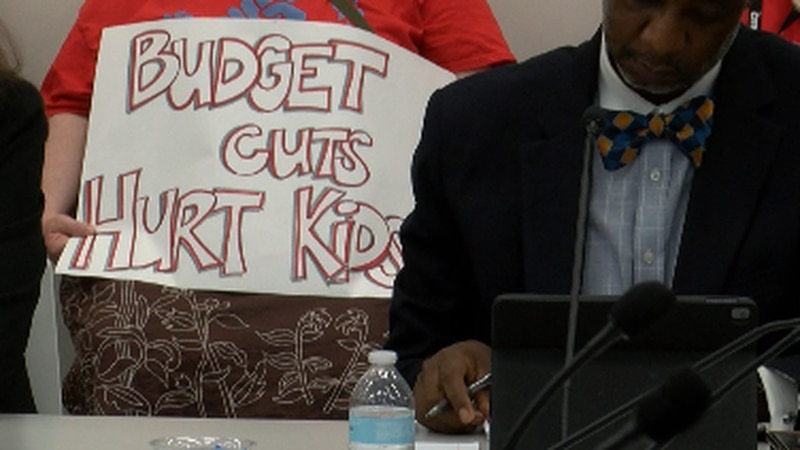 Commissioners voted to withhold $56 million from CMS until it puts out a plan on closing...