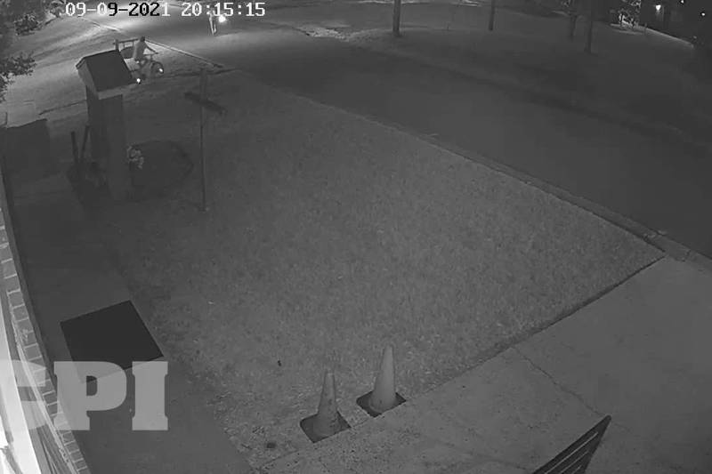 Church leaders say Davidson church was vandalized by teens
