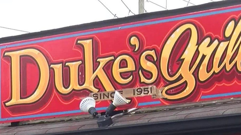 Celebrating 70 years of good burgers at Duke's Grill