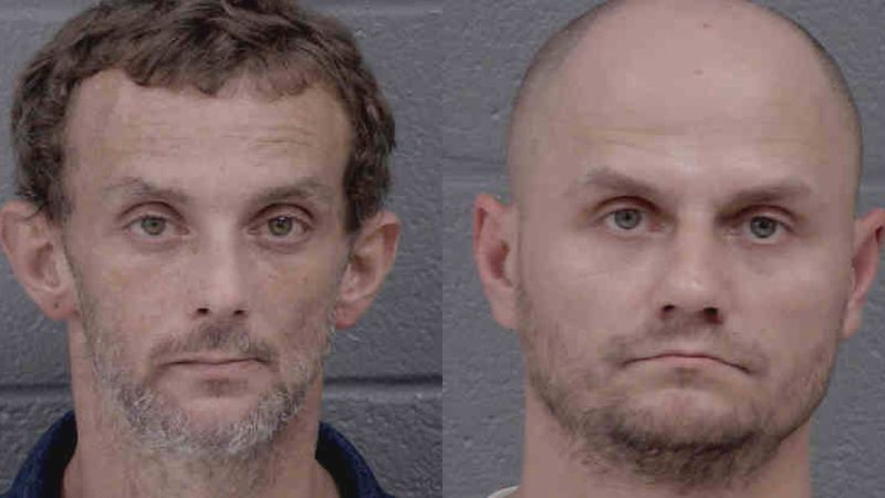 Detectives from the Charlotte-Mecklenburg Police Department are looking for two men wanted in...