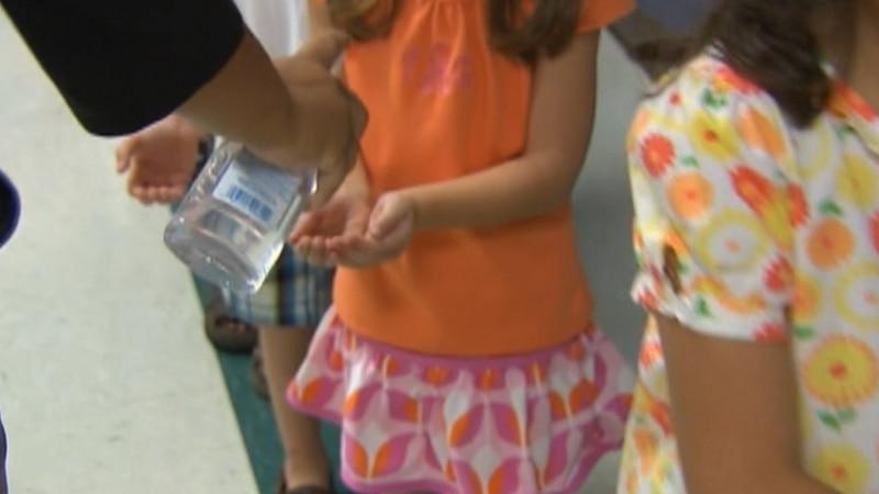 More children are testing positive for COVID-19