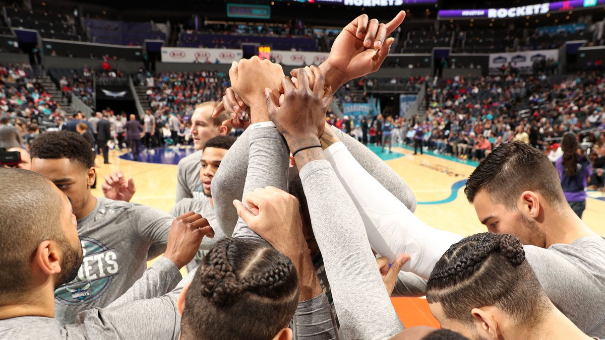Part-time, hourly Charlotte Hornets employees affected by loss of games due to the coronavirus...