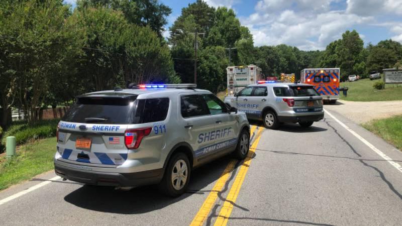 Fatal crash closes portion of Hwy 601 in Salisbury