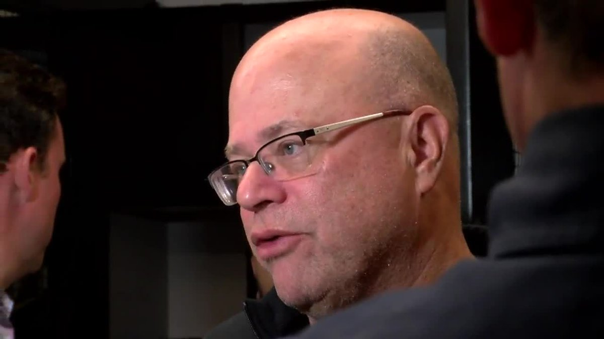 Carolina Panthers owner David Tepper reiterated the message he has been preaching since...