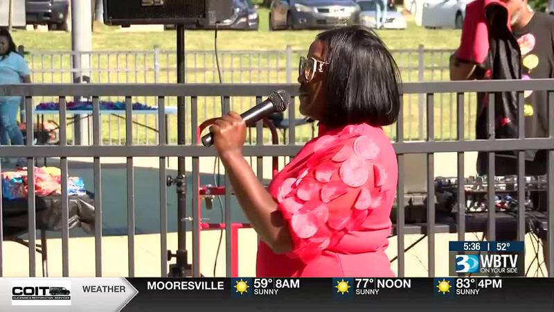 Pain into purpose: Charlotte mom turns tragedy into mission to help others