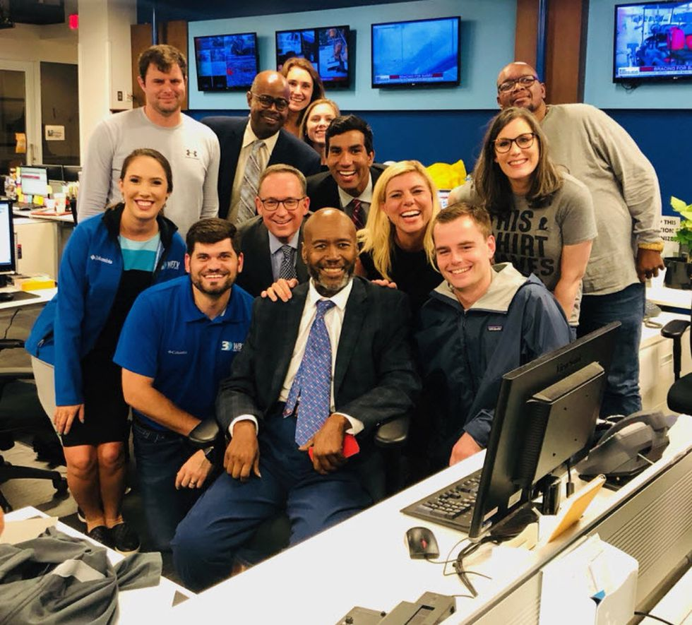 WBTV's Steve Crump is taking another leave for a medical procedure. (WBTV)