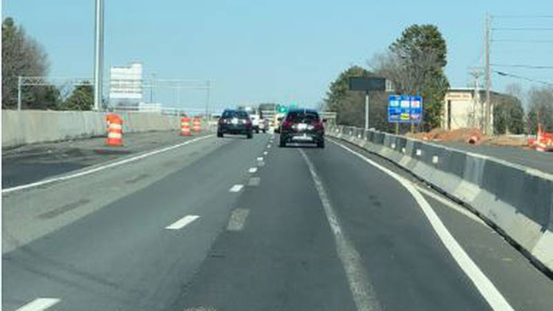 Crews work to remove 'Ghost Lanes'