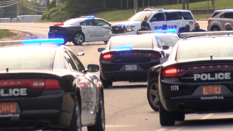 Gastonia Police said they were on scene of a fatal crash involving a motorcycle on Bessemer...