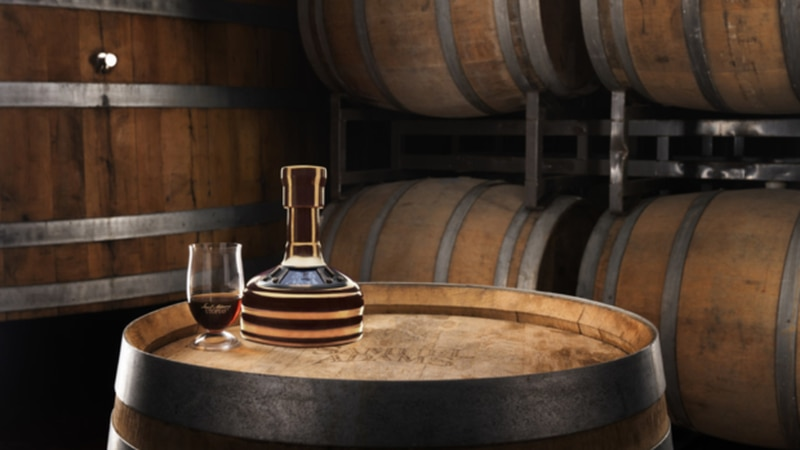 """The 2021 edition of """"Utopias,"""" a specialty brew released every two years, costs $240 per bottle..."""