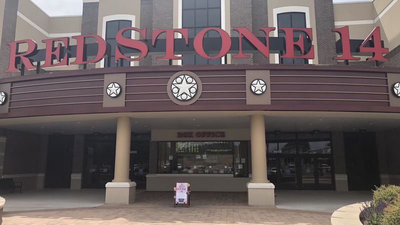 Charlotte-based theater company Stone Theatres reopened three locations Friday including one in...