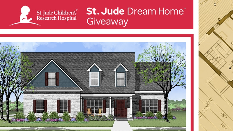 WBTV St. Jude Dream Home Giveaway 2021