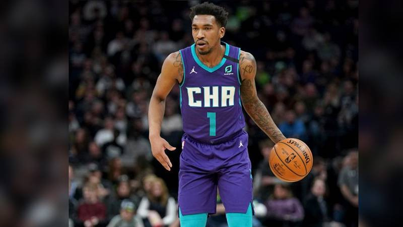 Charlotte Hornets shooting guard Malik Monk has been suspended without pay for violating the...