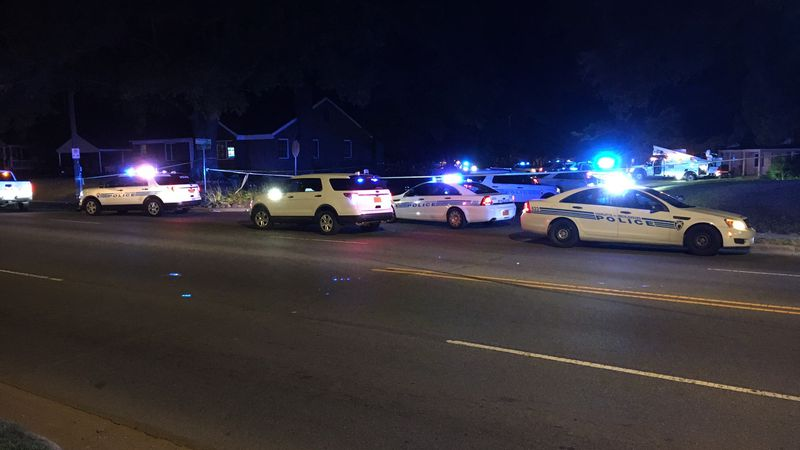 Charlotte-Mecklenburg police responded to a robbery around 9:30 p.m. at the 4000 block of The...
