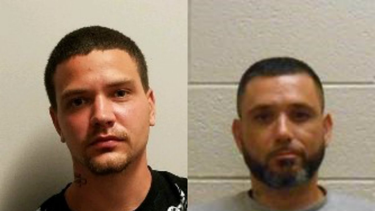 Investigators determined that 20-year-old Barry MacMahan and 37-year-old Brian Maynor were the...