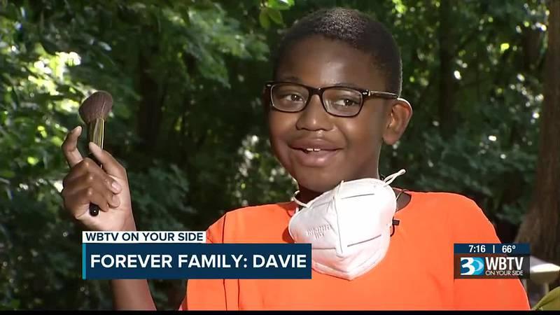 Forever Family: Meet Davie