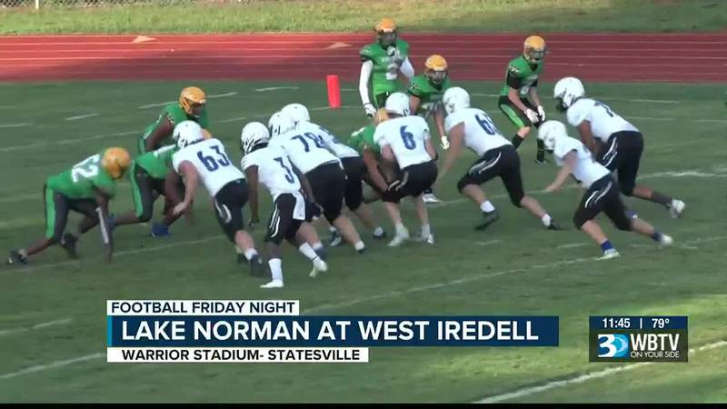 Lake Norman starts the season with a convincing 37-0 win over West Iredell.