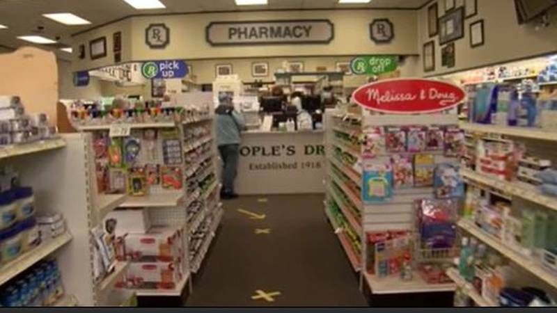 Family-owned drug store to start vaccinations in Taylorsville