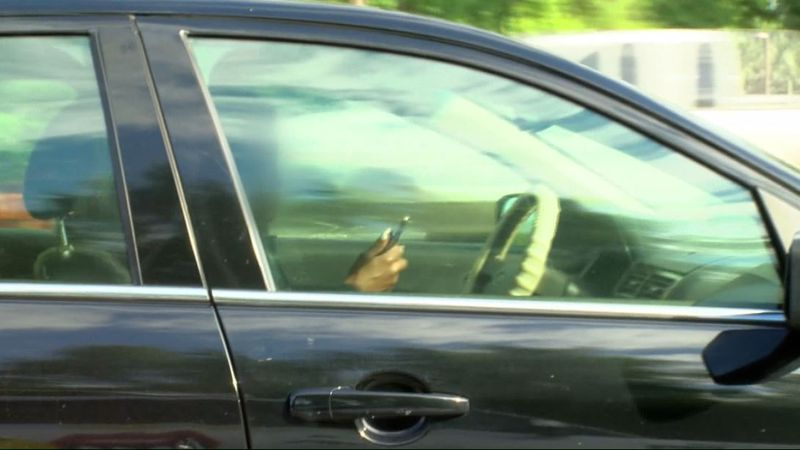 The Hands-Free law would make using any telecommunications device illegal while driving.