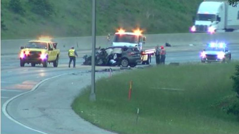 'I kissed him goodbye': Wife warns of drunk driving after husband dies in crash with wrong-way...