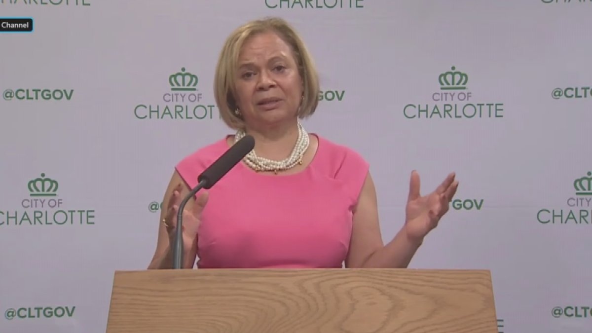 Charlotte Mayor Vi Lyles talks about her optimism for the Transformational Mobility Network.