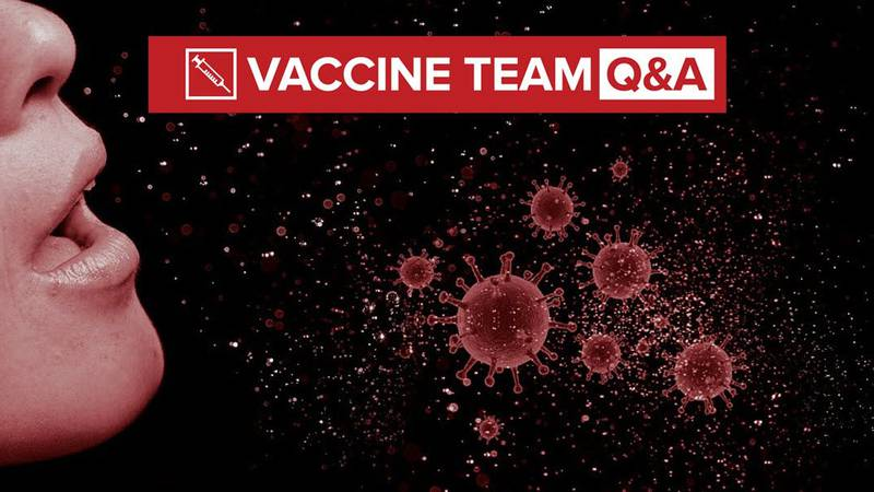 Vaccine Team: Can a fully-vaccinated person still get sick with COVID-19?