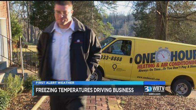 Local heating companies under pressure to keep the heat on