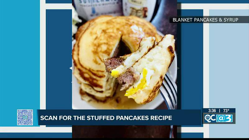 Charlotte couple strikes deal with Food Lion, Walmart to sell pancake products