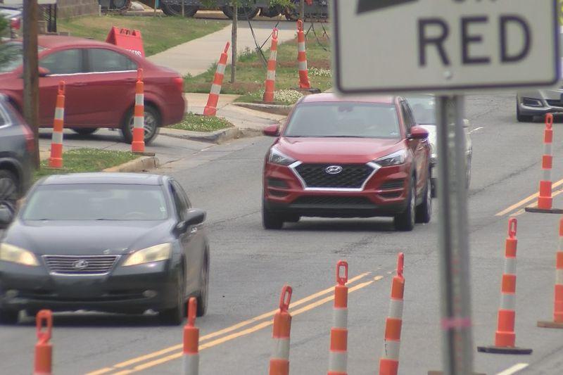 Businesses prepare for partial lane closures on Central Avenue